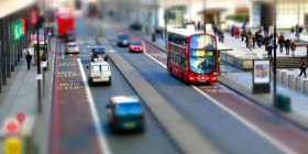 London - Tilt-Shift Photography